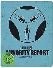 Minority Report: Steelbook