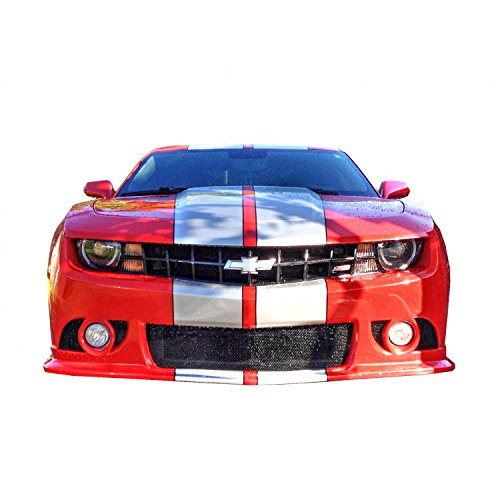 Chevrolet Camaro 2010-2013 Zin Style 4 Piece Polyurethane Full Body Kit manufactured by KBD Body Kits. Extremely Durable, Easy Installation, Guaranteed Fitment and Made in the USA! (Body Urethane Kit Full)