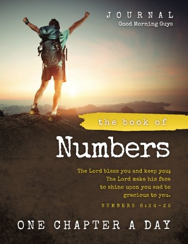 The Book of Numbers Journal {For Guys}: One Chapter a Day