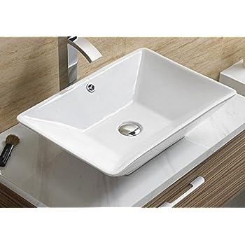KOHLER K-4819-96 Reve Vessels Bathroom Sink, Biscuit