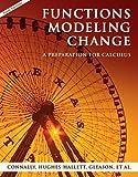 Functions Modeling Change 9780470039199