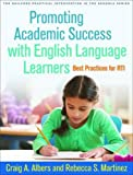 img - for Promoting Academic Success with English Language Learners: Best Practices for RTI (The Guilford Practical Intervention in the Schools Series) book / textbook / text book