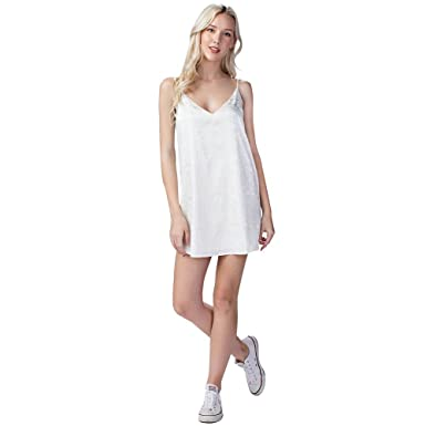 Short White Dress Slip