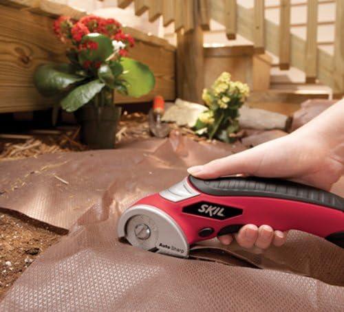 Amazon.com: SKIL 2352-01 Multi-cortador de iones de litio de ...