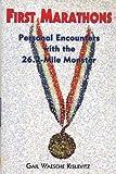 First Marathons, , 1558216731