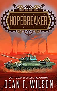 Hopebreaker by Dean F. Wilson ebook deal