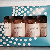 (Ship from USA) Gardenia Original Oil Fragrance For Rainbow Vacuum & Rainmate 4 X 2 oz. Bottles