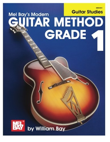 Mel Bay Guitar Studies: Grade 1