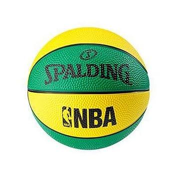 Spalding Basketball NBA Miniball Outdoor grün/Gelb 1 SPAPO|#Spalding 3001594030011