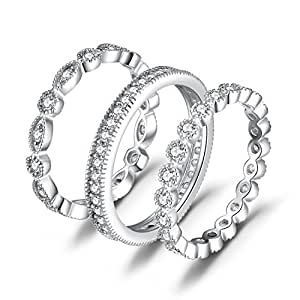 Amazon.com: JewelryPalace Wedding Bands Wedding Rings For