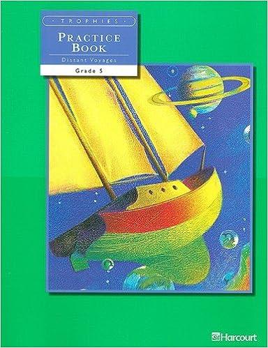 Trophies practice book grade 5 harcourt school publishers trophies practice book grade 5 1st edition fandeluxe Images