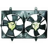 Depo 315-55019-000 Dual Fan Assembly
