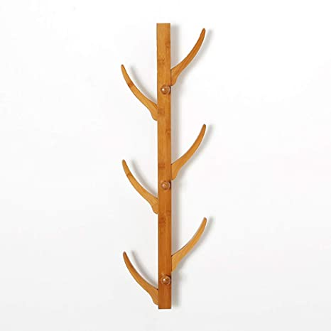 GYH Perchero LJHA Tree Hat Coat Rack, Colgador Montado En La ...