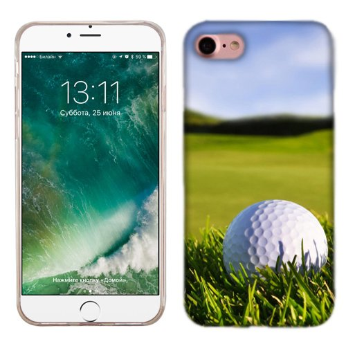 Apple iPhone 7 Case, Golf Cover for