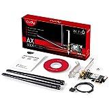 Cudy WE3000 AX 3000Mbps Wireless WiFi 6 PCIe Card