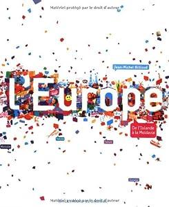 """Afficher """"L'Europe, de l'Islande à la Moldavie"""""""