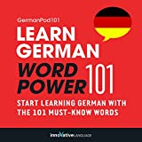 Learn German: Word Power 101: Absolute Beginner German #4