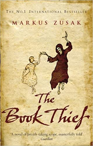 the book thief markus zusak amazon com books
