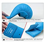 Wesing WKF Sparring Karate Gloves with Thumb