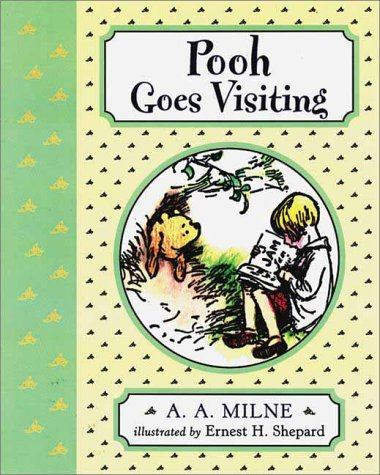 Download Pooh Goes Visiting/wtp/deluxe Picture Book (Winnie-the-Pooh) PDF Text fb2 ebook