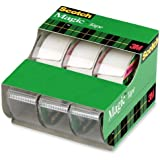Scotch Magic Tape, 3/4 x 300 Inches, (3105) - 6 Rolls