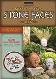 Garden Goddess Stone Faces