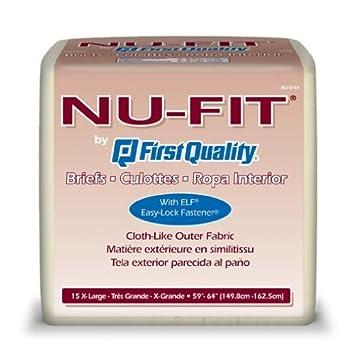 NU-014/1 PT# NU-014/1- Brief Incontinence Nu