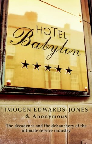 book cover of Hotel Babylon