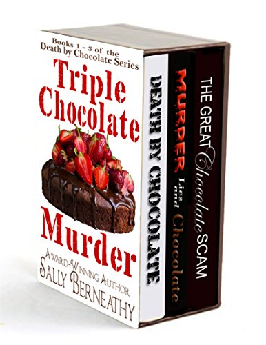 Triple Chocolate Murder: Books 1, 2, & 3 Death by Chocolate series cover