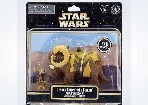 Disney Parks Star Wars Tusken Raider & Bantha