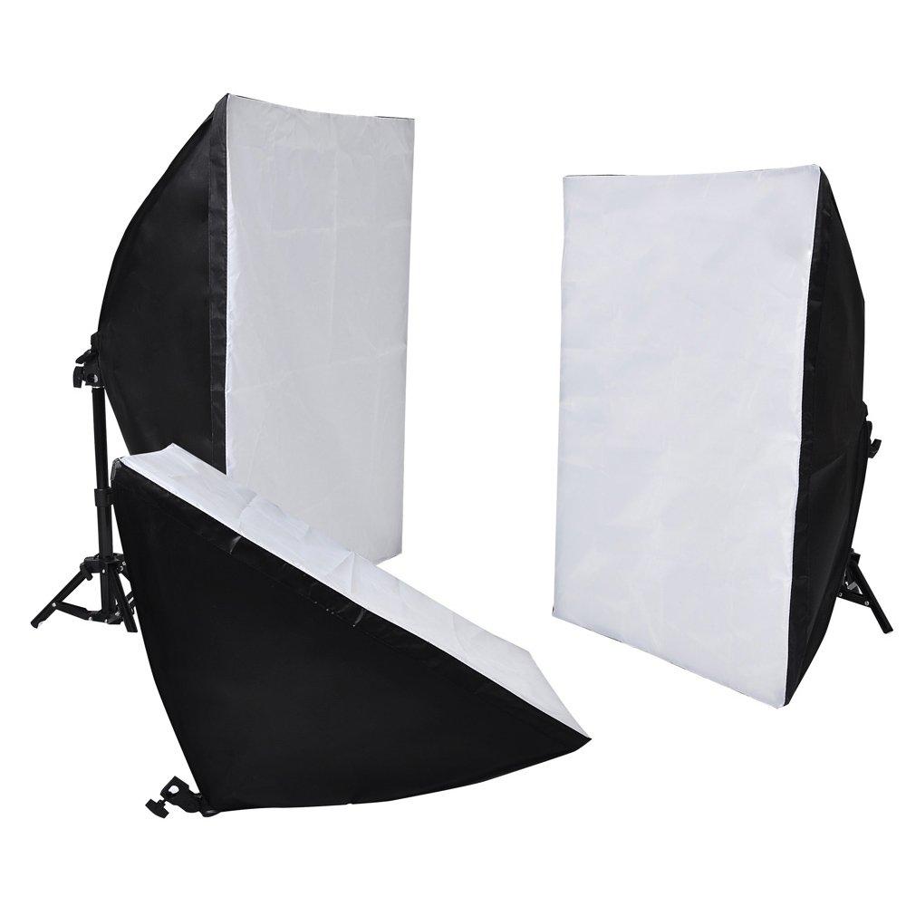 Amazon.com  Photo Studio 32  Light Tent Softbox Lighting Kit Backdrops 3x65w Bulbs Upgraded  Camera u0026 Photo  sc 1 st  Amazon.com & Amazon.com : Photo Studio 32