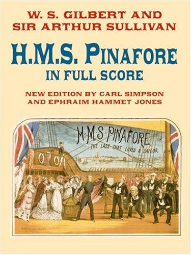 H.M.S. Pinafore in Full Score (Dover Music Scores) ebook