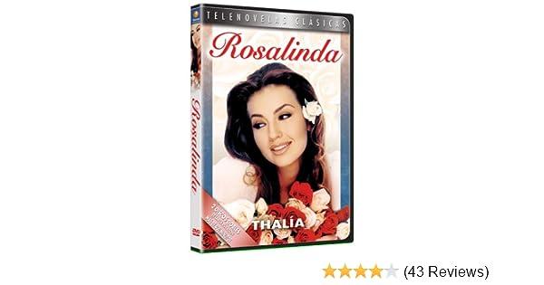 e4e34d7887174 Amazon.com: Rosalinda: Thalía, Fernando Carrillo, Angélica María ...