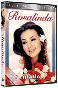 Rosalinda [USA] [DVD]: Amazon.es: Thalía, Fernando