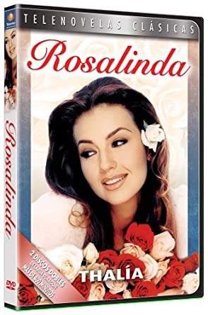 Amazon com: Rosalinda: Thalía, Fernando Carrillo, Angélica