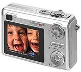 Casio Exilim EX-Z120 7.2MP Digital Camera with 3x Anti Shake Optical Zoom