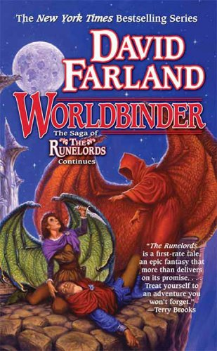 book cover of Worldbinder