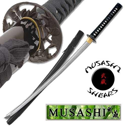 Musashi SS806Bk Hunting Knife