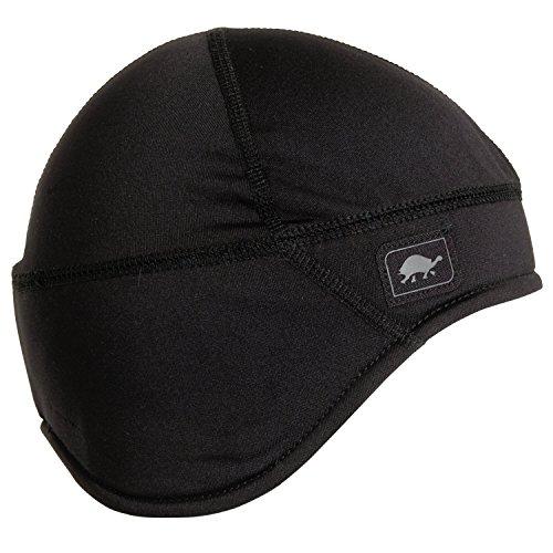 Turtle Fur Polartec Windbloc Frost Liner Skull Cap, Black, One Size Polartec Liner