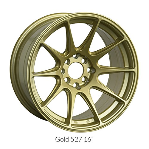 gold bbs rims - 8