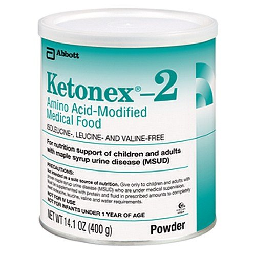 Ketonex-2 Amino Acid-Modified Medical Food Powder 14.1-Oz (400-G) Can - 1 Each