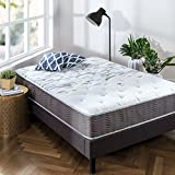 Zinus 10 Inch Performance Plus / Extra Firm Spring Mattress, Queen