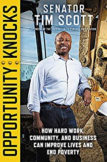 Book Cover: Opportunity Knocks: How Hard Work, Community, and Business Can Improve Lives and End Poverty