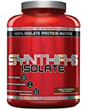 BSN SYNTHA-6 ISOLATE Protein Powder Drink, Chocolate Milkshake, 4.0 lb (48 servings)