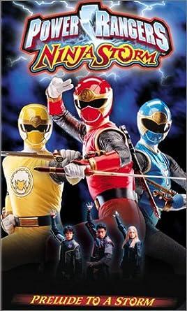 Amazon.com: Power Rangers Ninja Storm - Prelude To A Storm ...