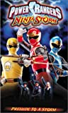 Power Rangers Ninja Storm - Prelude To A Storm [VHS]