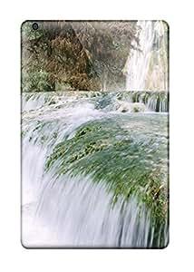 Defender Case For Ipad Mini, Minas Viejas Waterfalls Mexico Pattern