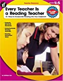 Every Teacher Is a Reading Teacher, Carson-Dellosa Publishing Staff, 0742426998