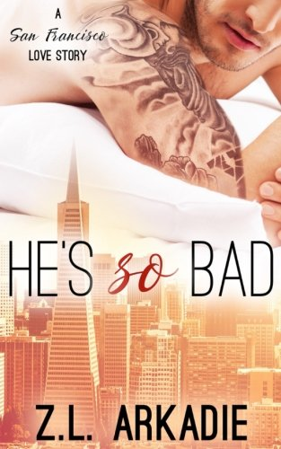 book cover of He\'s So Bad