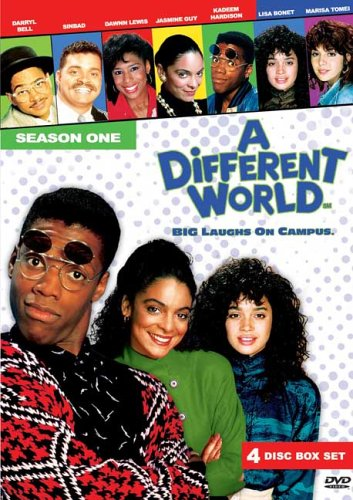 A Different World - Season 1 by FIRST LOOK HOME ENTERTAINMENT